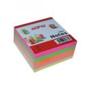 Samolepljivi blok kocka 400 listova 5 boja