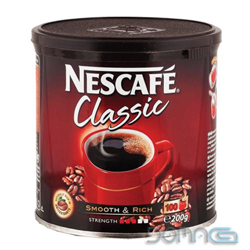 Kafa Nescafe classic 250g - DOMAG d.o.o.
