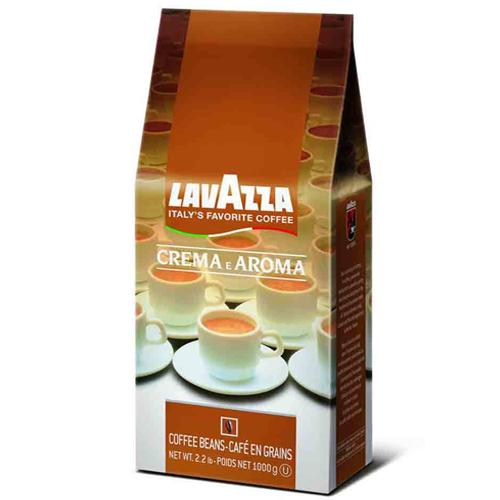 Kafa espresso Lavazza Crema e aroma u zrnu 1kg - Domag d.o.o.