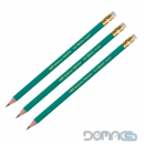 Grafitne olovke bic sa gumicom - DOMAG d.o.o.